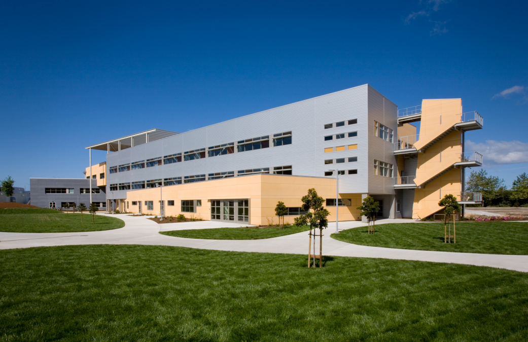 Engineering building iv cal poly slo ac martin for City polytechnic high school of engineering architecture and technology