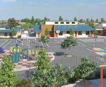Frederiksen Elementary School, Dublin Unified School District