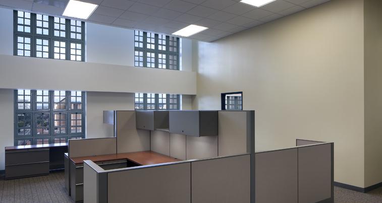 Hall Of Justice Renovation Ac Martin