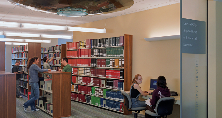 leatherby libraries  chapman university