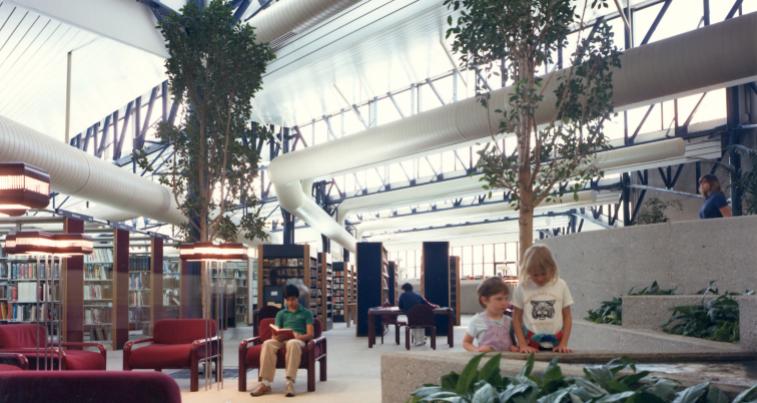 thousand oaks library
